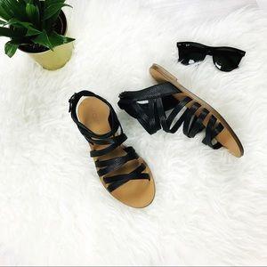 J.CREW Callista Gladiator Sandals